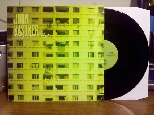John Kastner - Have You Seen Lucky LP