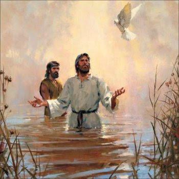 jesus led by the spirit