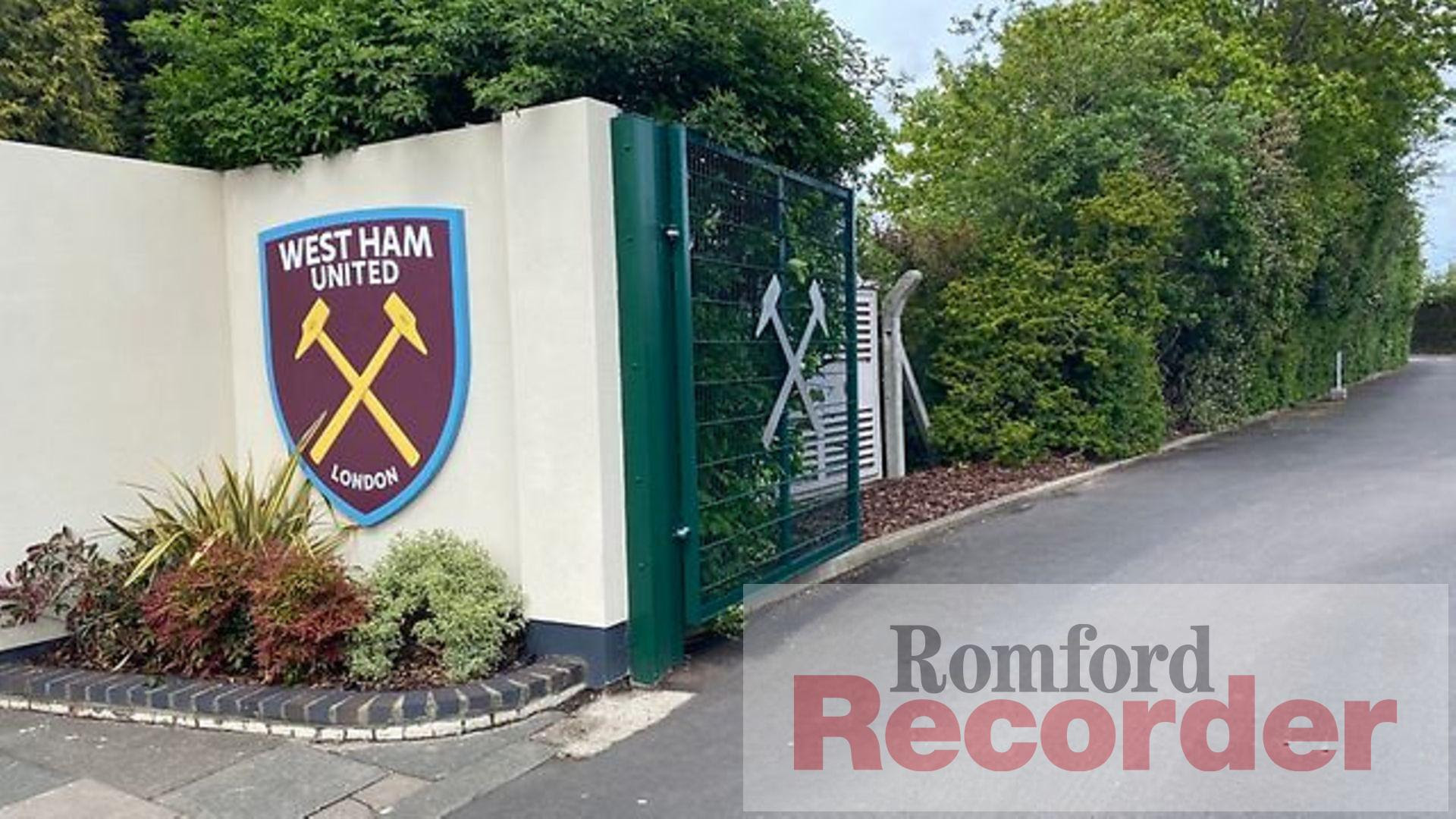 Plans approved to build new training facility at West Ham