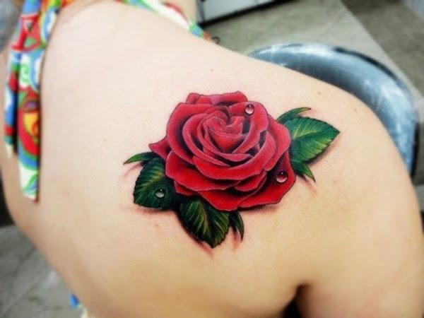 Los 10 Mejores Tatuajes De Flores Y Su Significado