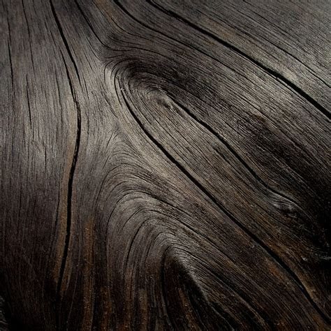 Black Wood Grain   Flickr   Photo Sharing!