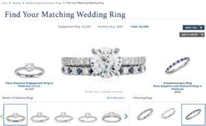 Blue Nile Settings on Sale   Engagement Ring Voyeur