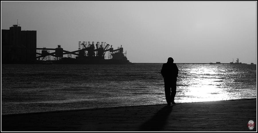 Lonely Walk by Diabos