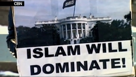 IslamWillDominateWhiteHouse Million Muslim March On DC Set For 9/11/2013