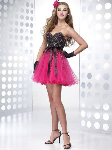 Short Pink Wedding Dress   Styles of Wedding Dresses