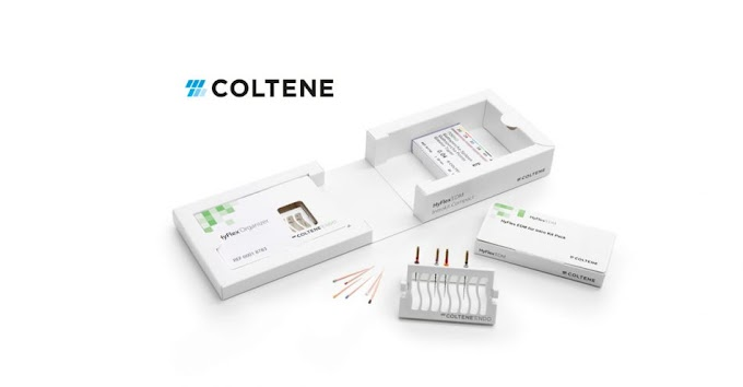 Unlimited Flexibility with HyFlex EDM from Coltene