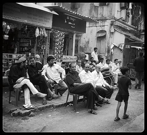 The Shias Of Bandra Bazar Road by firoze shakir photographerno1