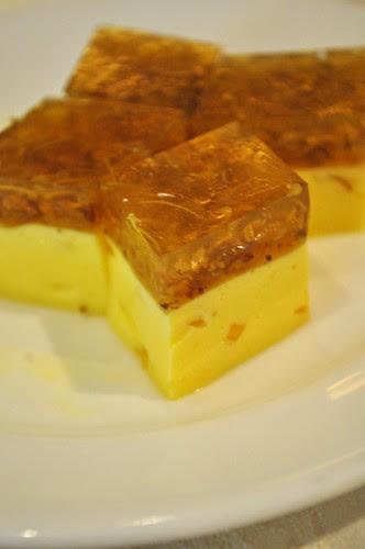 osmanthus pudding