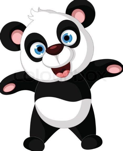 gambar kartun animasi panda gambar mania