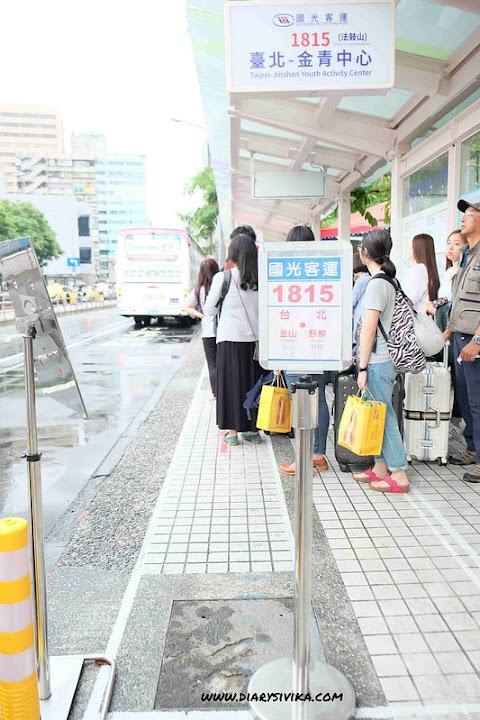 Taiwan Trip 4: Yehliu Geopark, Jinshan Old street, Wufenpu Clothing, dan Raohe