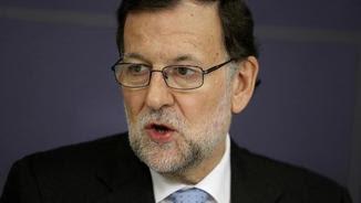 """Rajoy promet una campanya """"austera"""" (EFE)"""