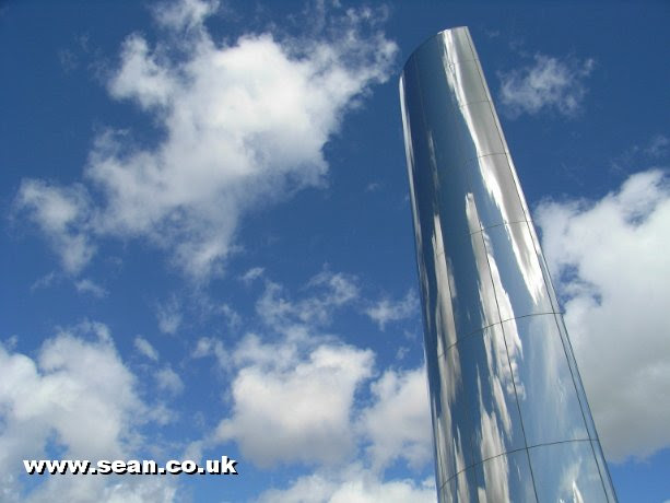 Photo of the Torchwood Tower, Cardiff Bay in Wales