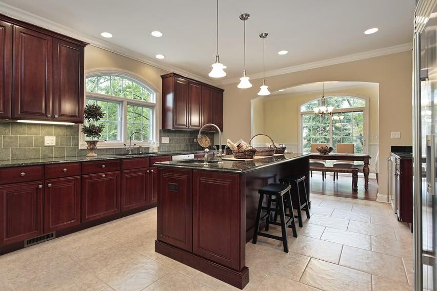 Luxury Kitchen Design Ideas (Custom Cabinets Part 3) - Designing Idea