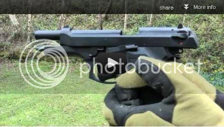 MilSpec GBB Pistols