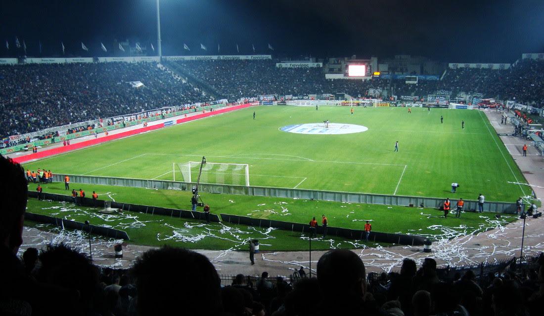 Toumba Stadium Paok Thessaloniki The Stadium Guide
