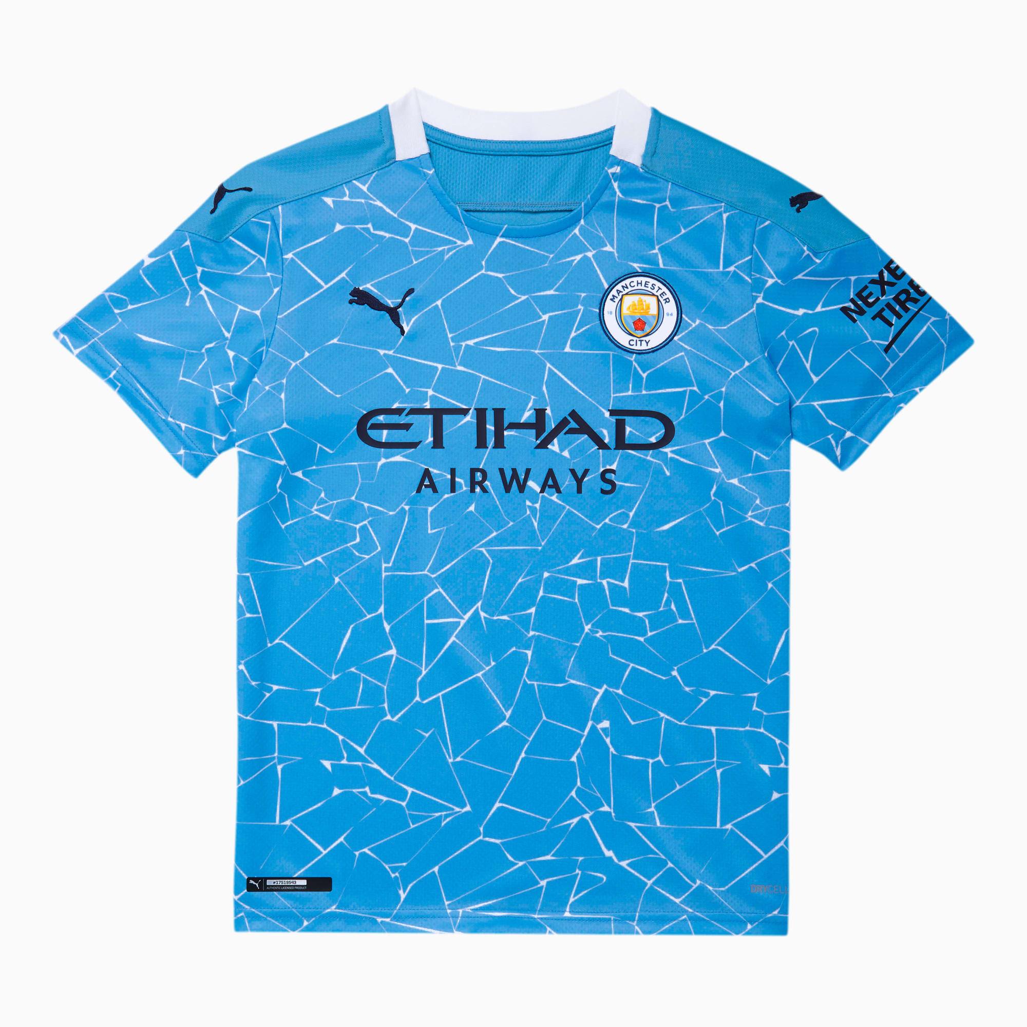 Le maillot domicile de Manchester City 2020-21 déjà mis en ...