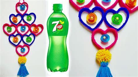 diy waste bottles reuse idea empty plastic bottle