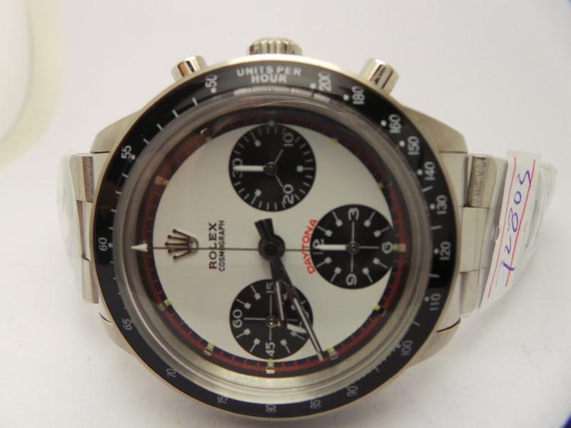 Rolex Daytona Vintage Watch Dial