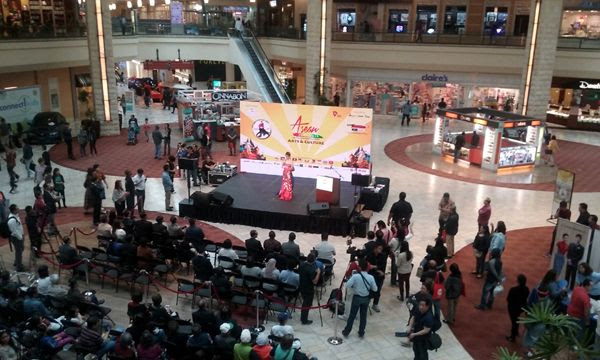 A snapshot of ASEAN Fest 2018 at Puente Hills Mall in City of Industry, California...on May 26, 2018.