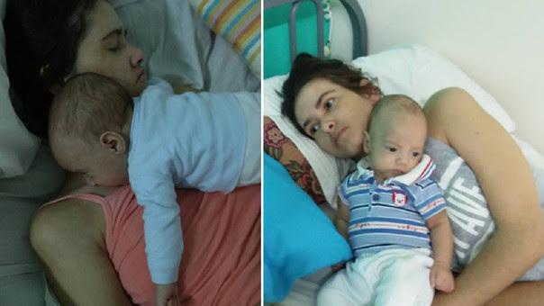 Despertó del coma