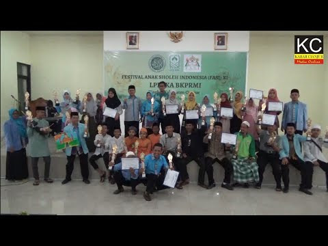 LPPTKA BKPRMI Sukses Gelar FASI XI Tingkat Kabupaten