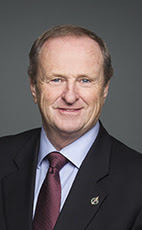 Photo - Robert J. Morrissey - Click to open the Member of Parliament profile