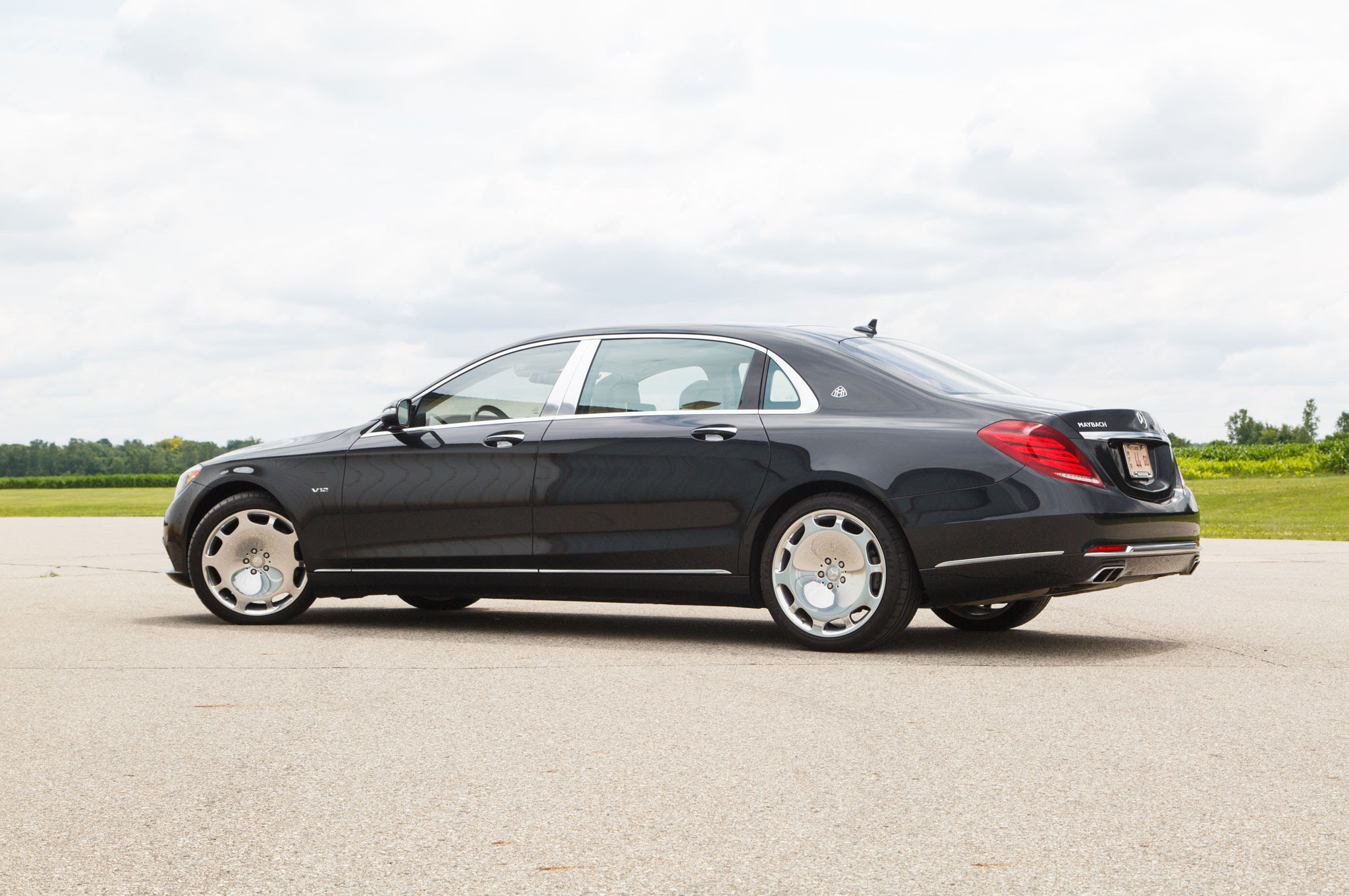2016 Mercedes-Maybach S600 Review