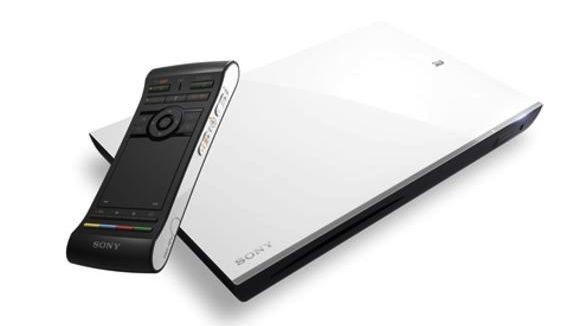 Google TV from Sony