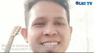 Apresiasi HUT LKI CHANNEL KE 2 diberikan oleh Band dan artis nasional Indonesia
