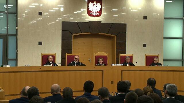 TK: wybór dwóch sędziów niezgodny z konstytucją
