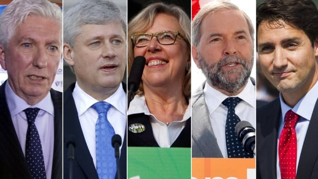 The party leaders will be busy on the final day of the 78-day federal election campaign.