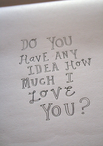 How Much Do You Love Me Quotes Traffic Club