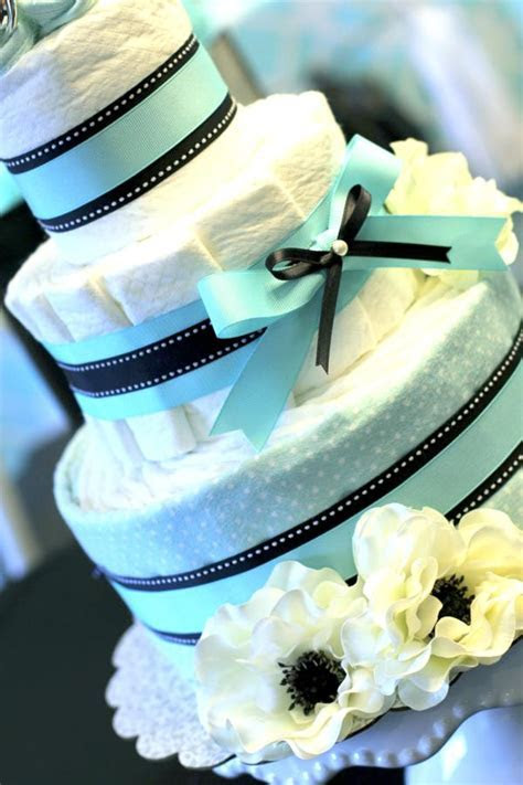 The breakfast at Tiffany's baby shower   Baby Shower Ideas