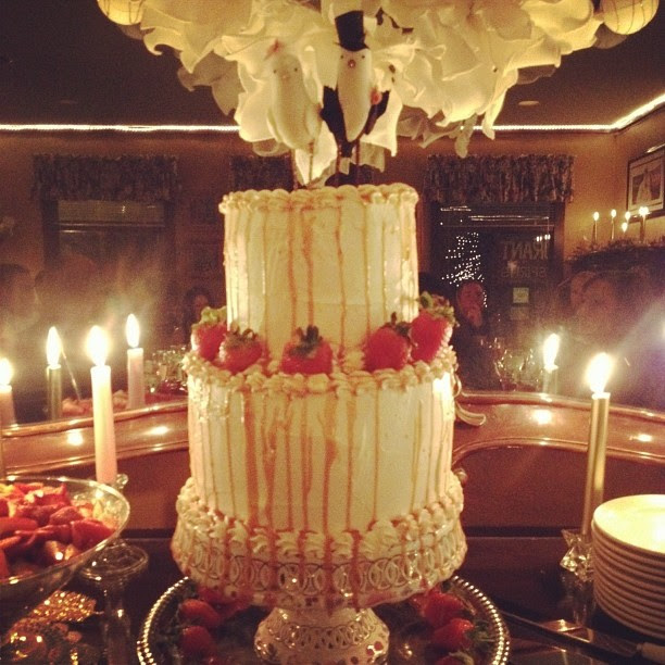 Project Wedding Cake was a huge success!