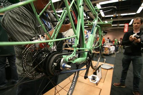 Shamrock Bicycle