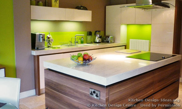 Step Into The Light With This Modern Kitchen