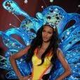 Em 2010, a modelo Laís começou sua carreira como modelo da marca Victoria's Secret