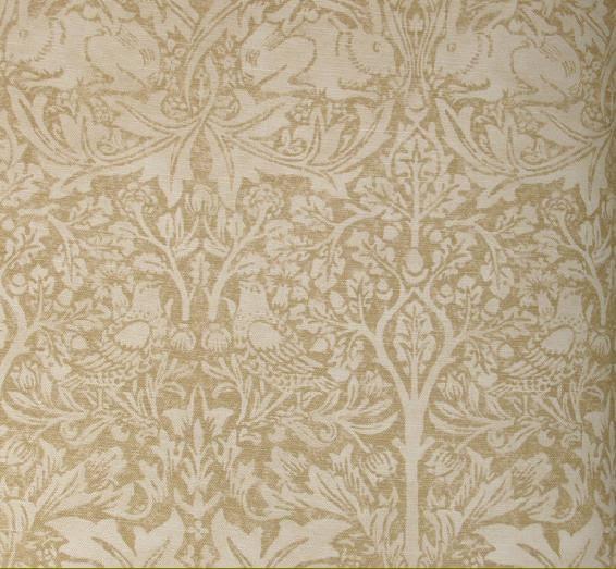 William Morris Brer Rabbit Fabric  Living Room  Pinterest