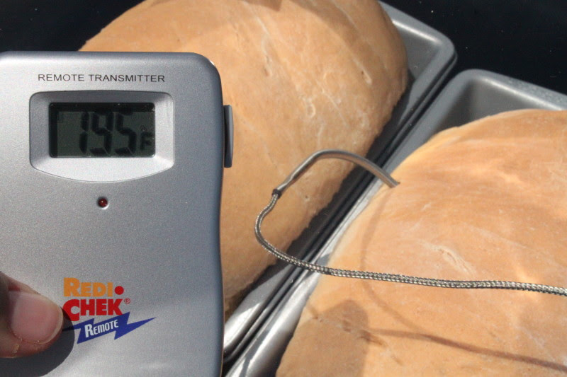 Baking Bread in a Sun Oven - My Food Storage Cookbook