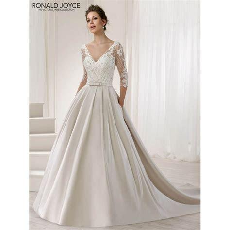 18151 Letisha   Wedding Dresses   Ronald Joyce Wedding