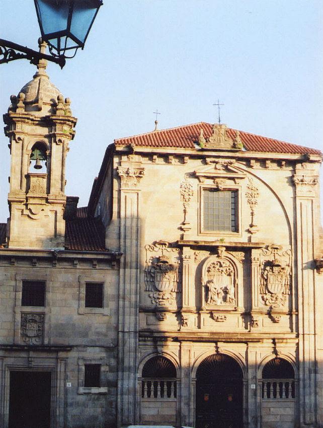 Mercedarias Descalzas Convent in Santiago de Compostela, Spain