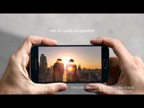 İşte Galaxy S6 ve Galaxy S6 edge'nin özellikleri