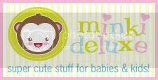 Minki Deluxe Super Cute baby Gear