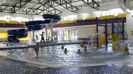 Recreation Center «Richard A. Carlucci Recreation and Aquatic Center», reviews and photos, 651 Vestal Rd, Plainfield, IN 46168, USA