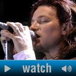"Featured Video: U2, ""Sunday Bloody Sunday,"" Giants Stadium, June 15, 1986"