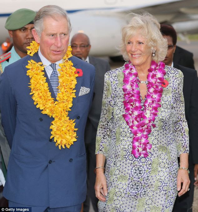 Prince of Wales and Camilla, Duchess of Cornwall