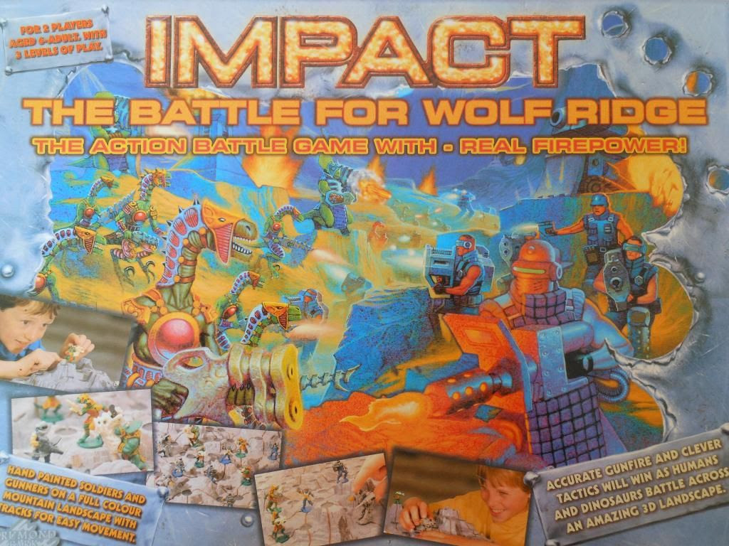 Impact: the Battle for Wolf Ridge