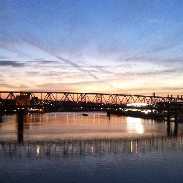 #cincinnati #ohio #river