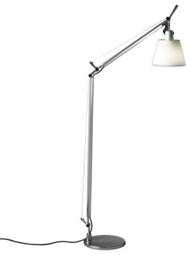 Tolomeo with Shade Reading Floor Lamp - contemporary - floor lamps ...