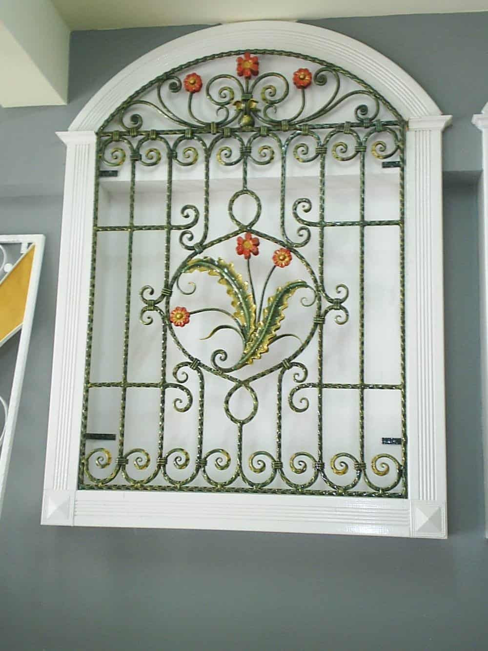 Window Grill Design For The Stylish Look And Safety Decoration Channel